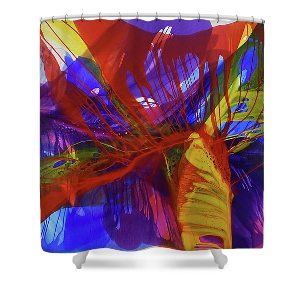Ignite Shower Curtain