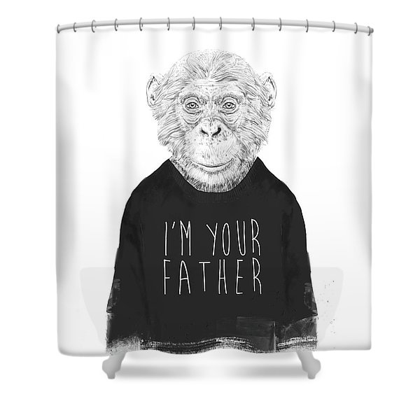 I'm Your Father Shower Curtain