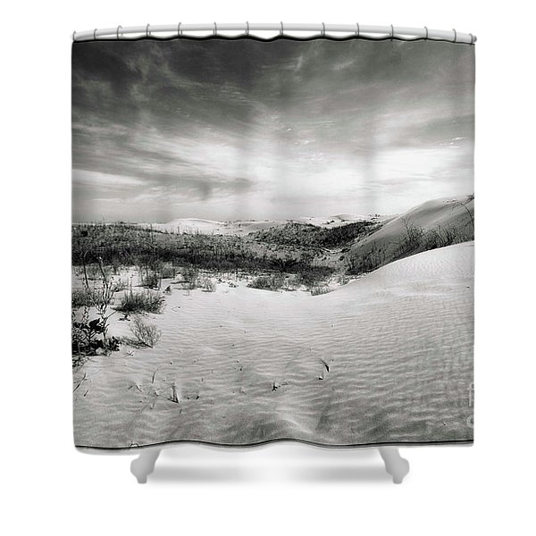 Immediacy Of Lived Experience Shower Curtain