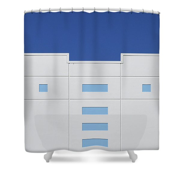 Industrial Minimalism 38 Shower Curtain