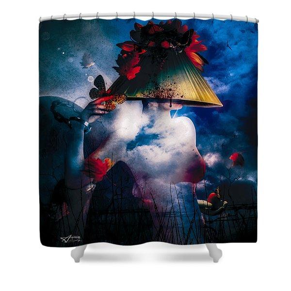 Interlude Shower Curtain