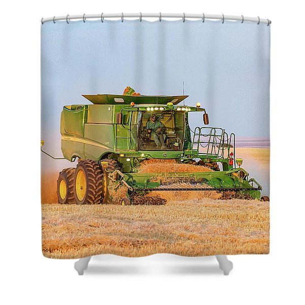 Into The Sun Shower Curtain