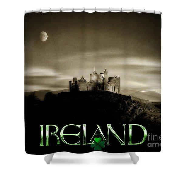 Ireland Shower Curtain