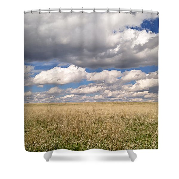 It's Amazing Here Shower Curtain