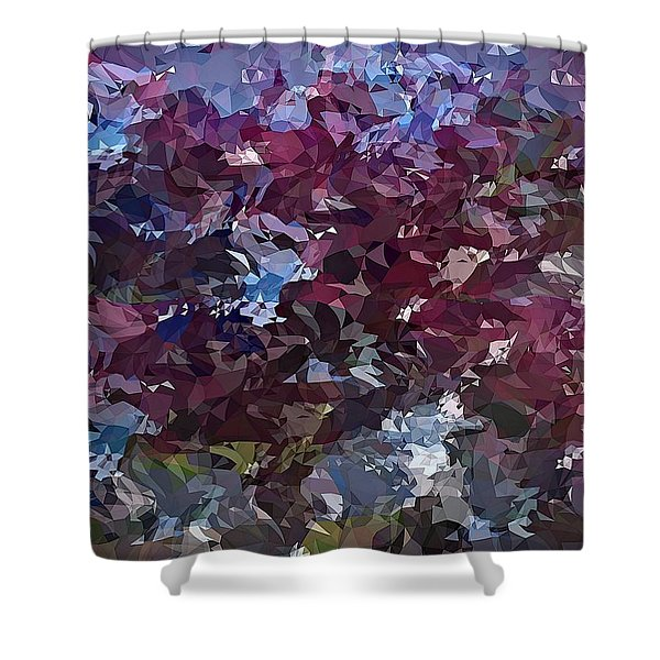 It's Lilac Shower Curtain