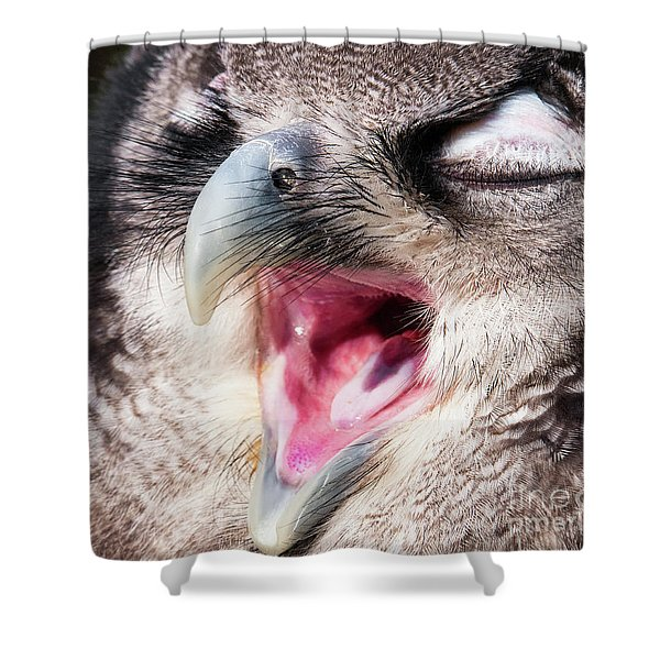 It's Monday Again Shower Curtain