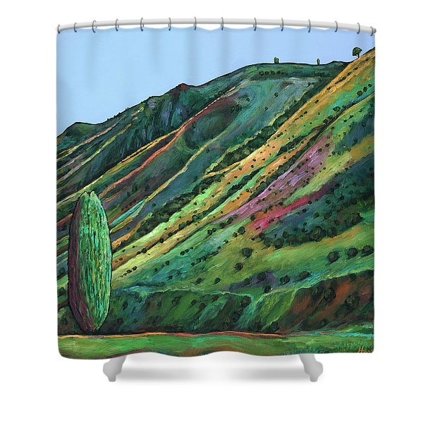 Jackson Hole Shower Curtain