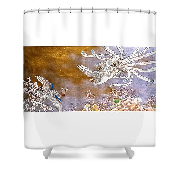 Japanese Modern Interior Art #138 Shower Curtain