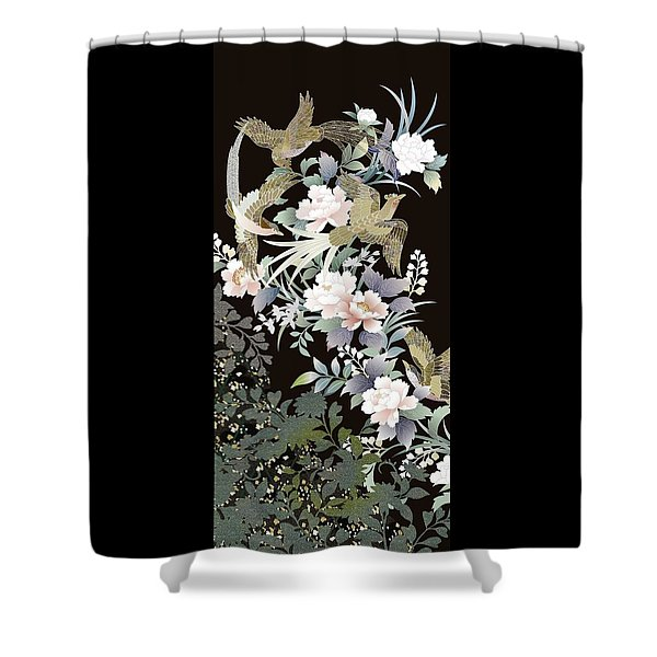 Japanese Modern Interior Art #147 Shower Curtain