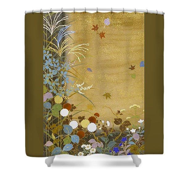 Japanese Modern Interior Art #88 Shower Curtain