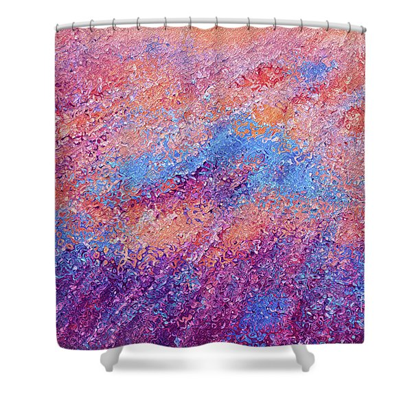 Jesus Christ, The Prince Of Peace- Isaiah 9 6 Shower Curtain