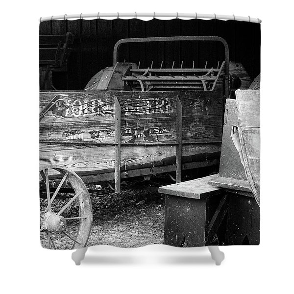 Johndeere Shower Curtain