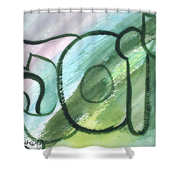 Josepha Yosefa Nf1-47 Shower Curtain