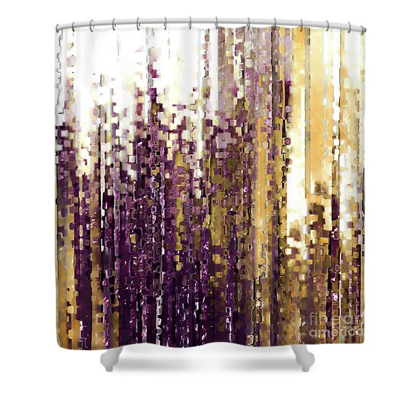 Jude 1 25. Glory And Majesty Shower Curtain