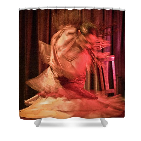 Julia Shower Curtain