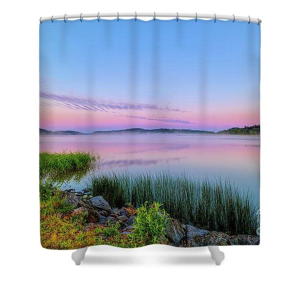 June 11, 04.07 Am Shower Curtain
