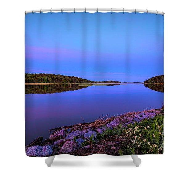 June 3, 03.36 Am Shower Curtain