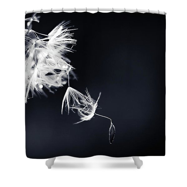 Shower Curtain featuring the photograph Just Breath by Michelle Wermuth