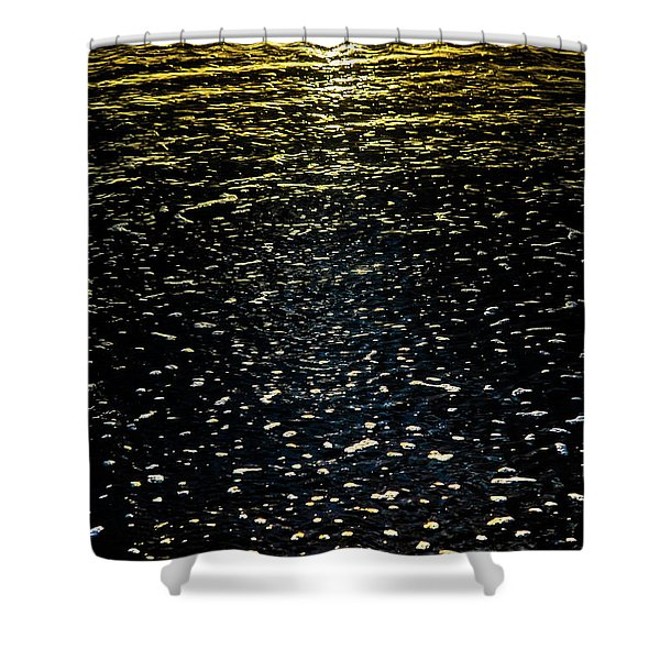 Just Sparkles Shower Curtain
