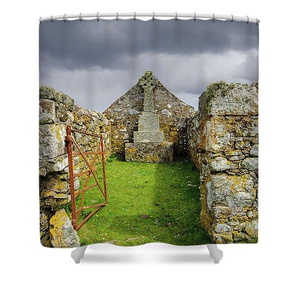 Kildonan Shower Curtain