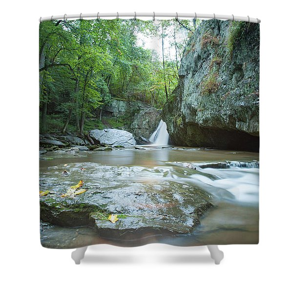 Kilgore Falls Shower Curtain