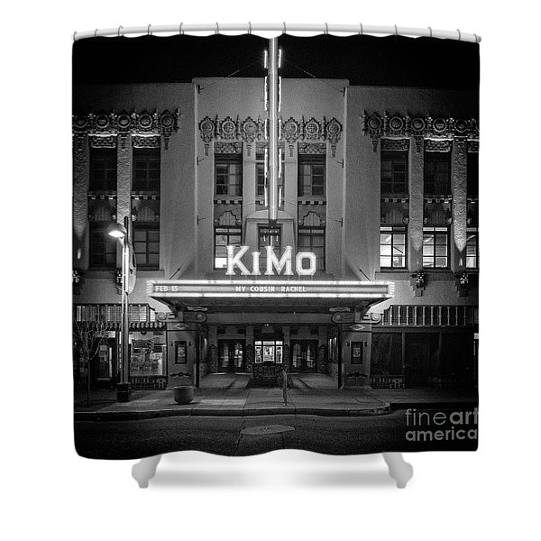 Kimo Theater Shower Curtain