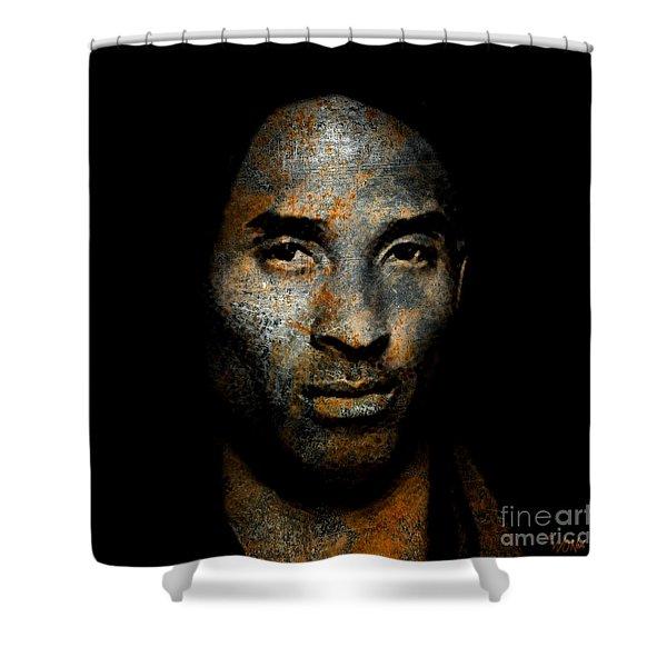 Kobe Bean Bryant Shower Curtain