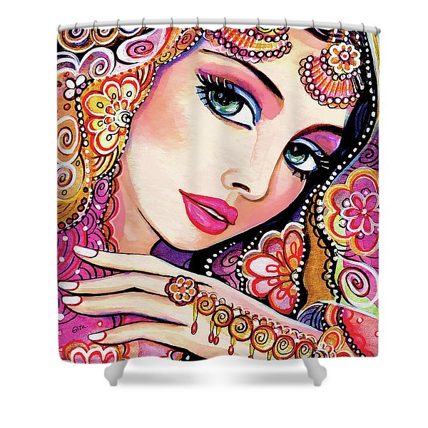 Kumari Shower Curtain