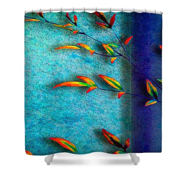 La Branche Shower Curtain
