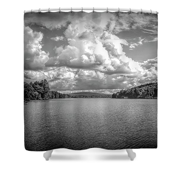 Lake Sunapee Shower Curtain