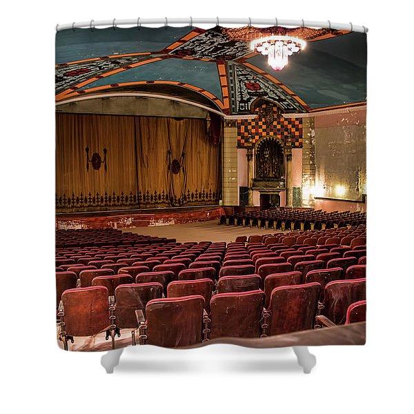 Lansdowne Theater Shower Curtain