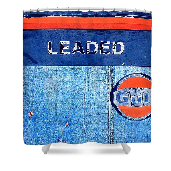 Leaded Shower Curtain