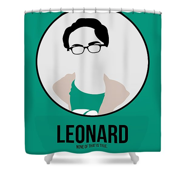 Leonard Shower Curtain