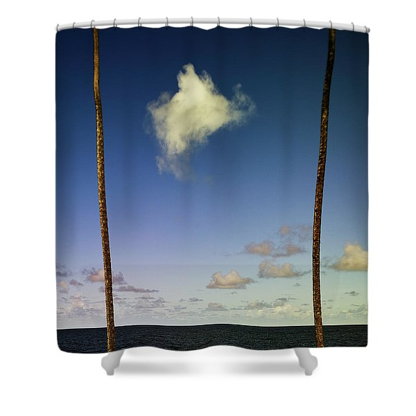 Little Cloud Shower Curtain