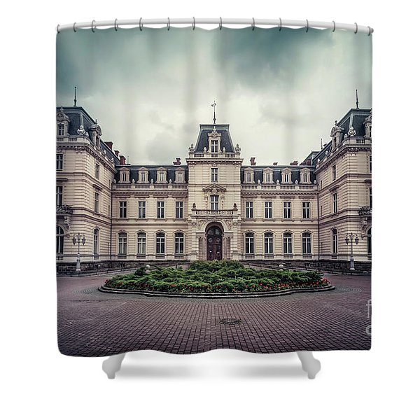 Living Legacy Shower Curtain