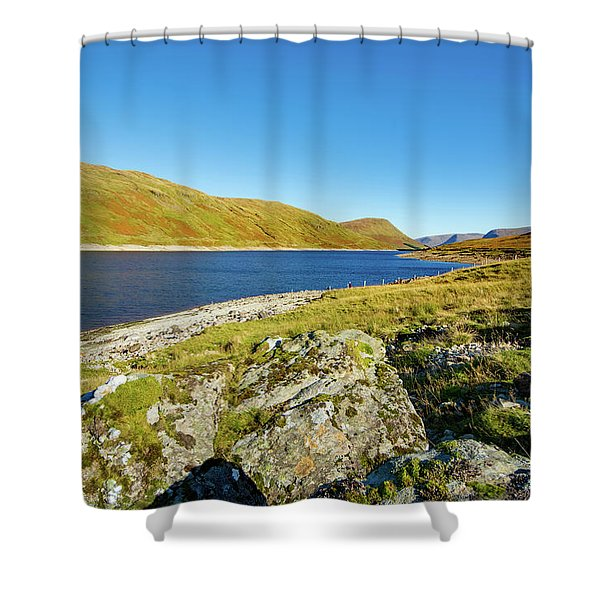 Loch Lyon Shower Curtain