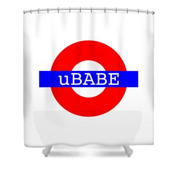 London Style Shower Curtain