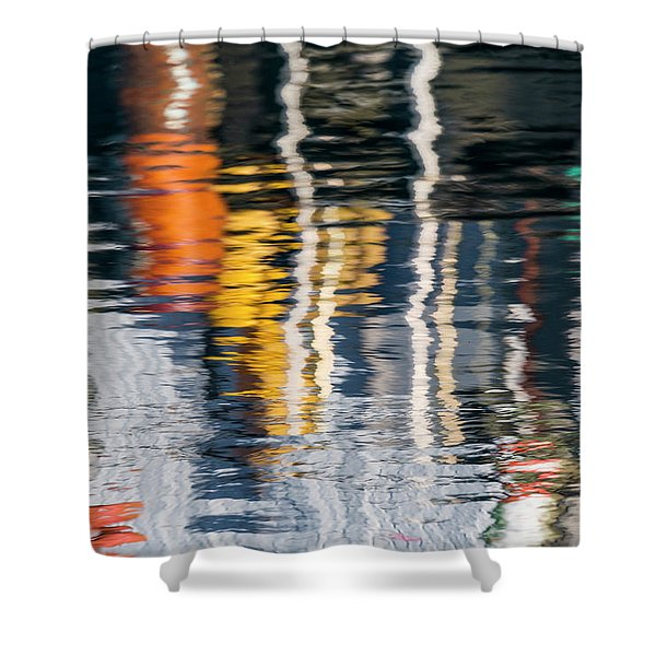 Loss Of Focus Shower Curtain
