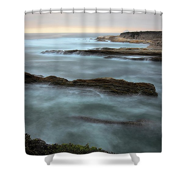 Lost In The Mist Shower Curtain
