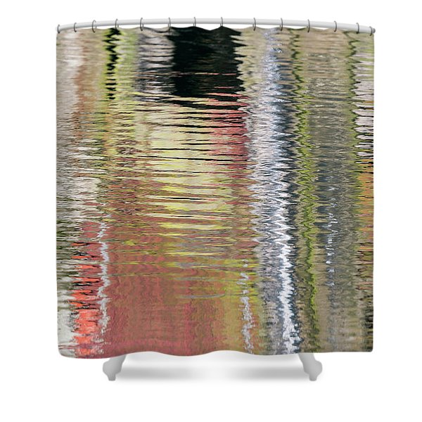 Lost In Your Eyes Shower Curtain