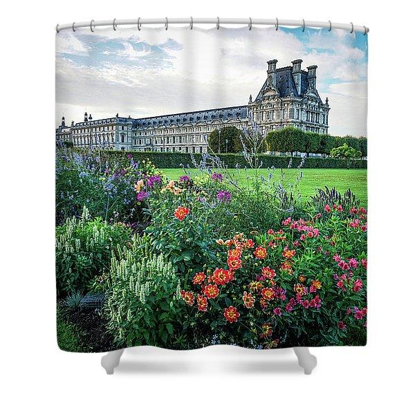 Louvre Shower Curtain