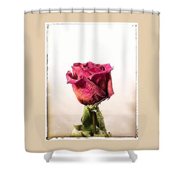 Love After Death Shower Curtain