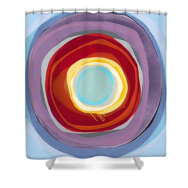 Love And Leisure Shower Curtain