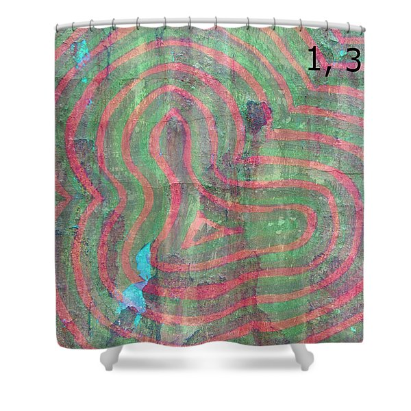 Love Canal Shower Curtain