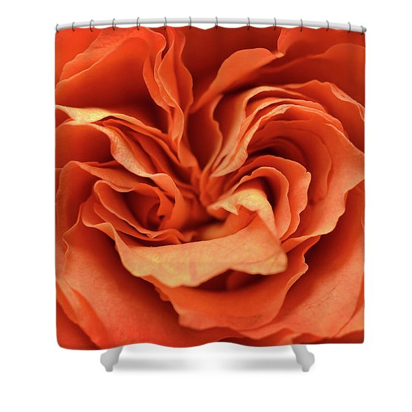 Love In Motion Shower Curtain