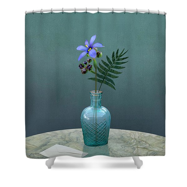 Love Note Shower Curtain