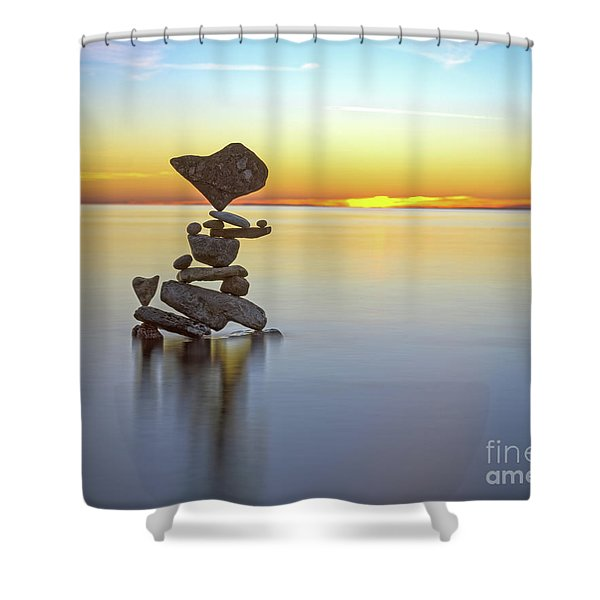 Love Touch Shower Curtain