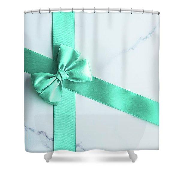 Lovely Gift V Shower Curtain
