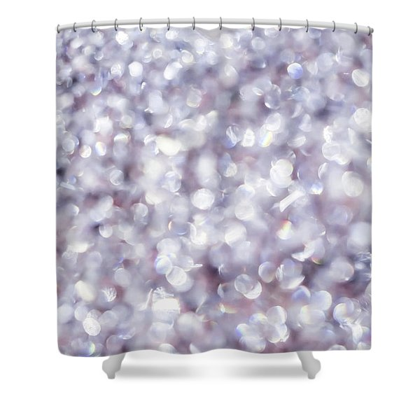 Luxe Moment II Shower Curtain