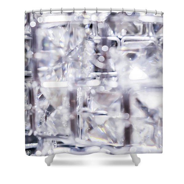 Luxe Moment Iv Shower Curtain